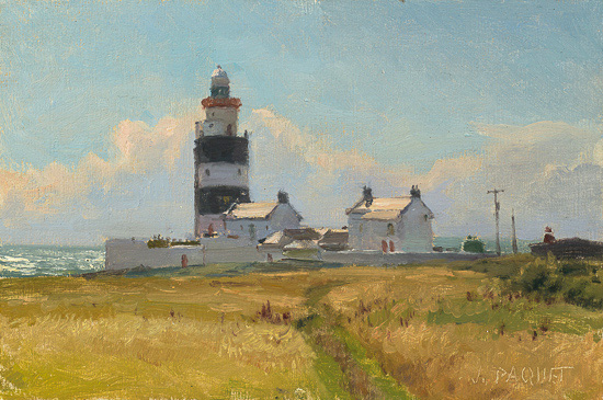 Hook Head Lighthouse  8 x 12  $3,400